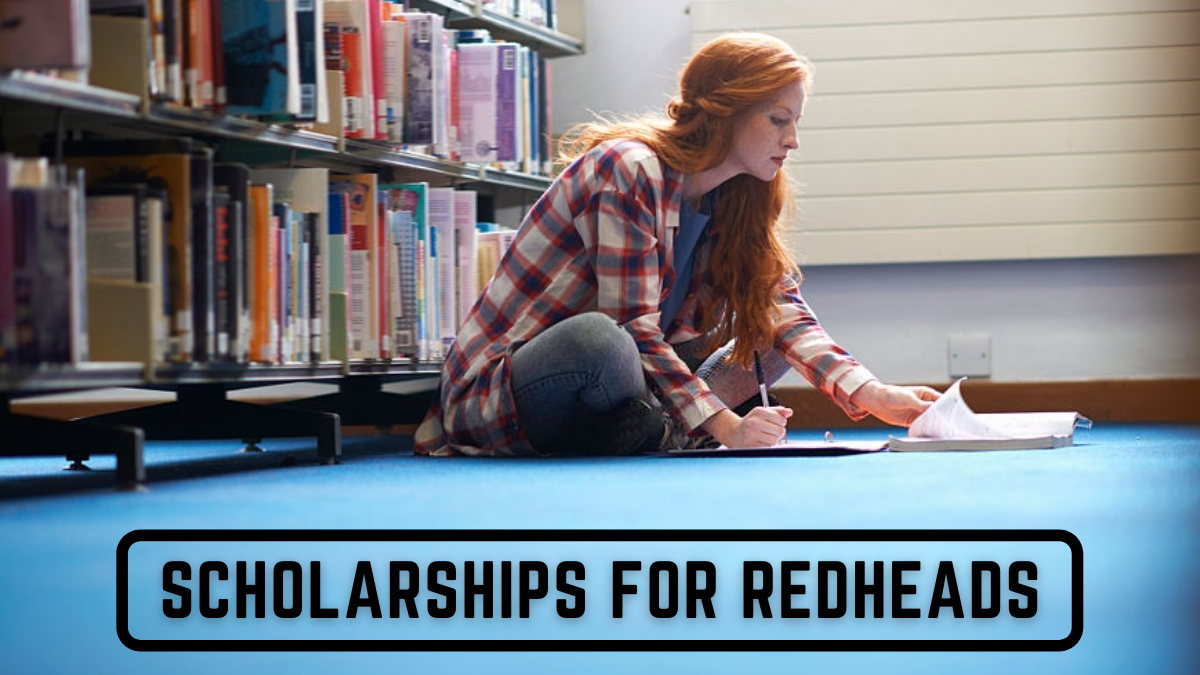 Scholarships for Redheads