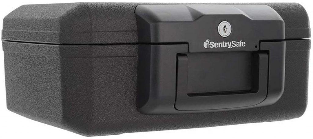 SentrySafe 1200 Fireproof Box with Key Lock