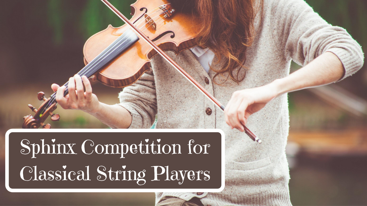 Sphinx Competition for Classical String Players