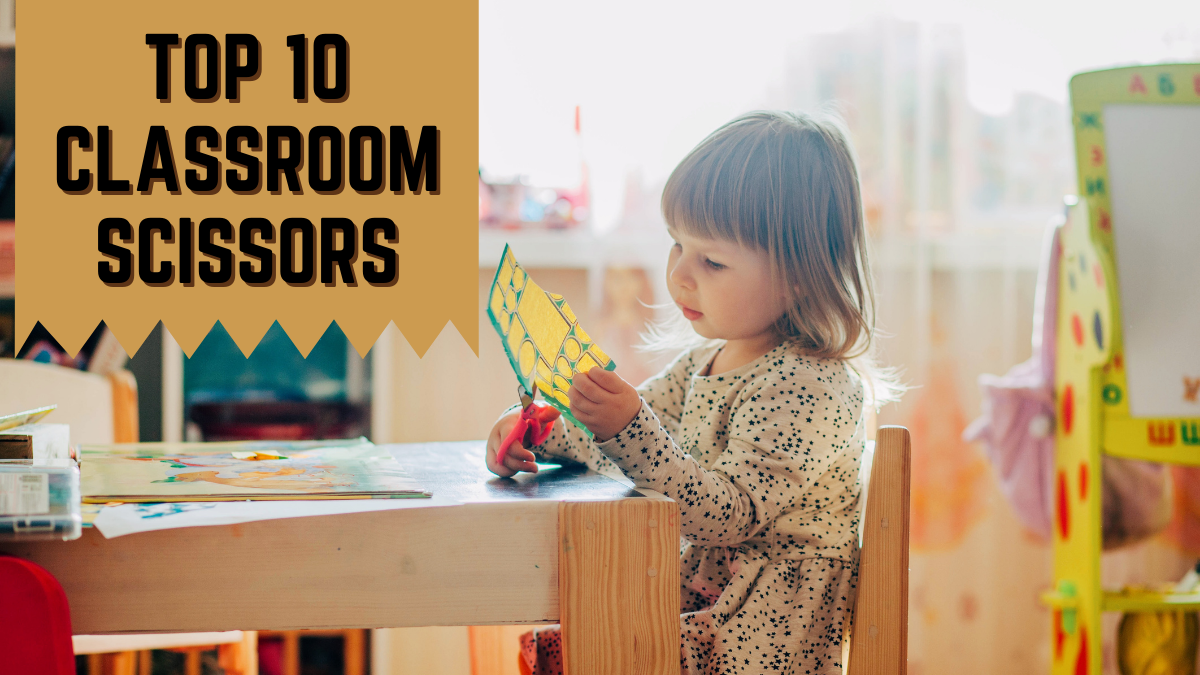 Top 10 Classroom Scissors