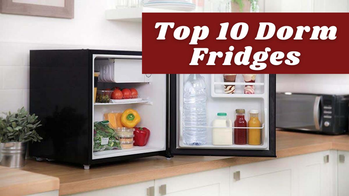 Top 10 Dorm Fridges