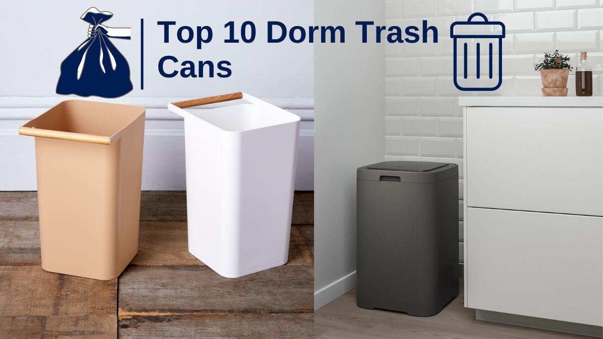 Top 10 Dorm Trash Cans