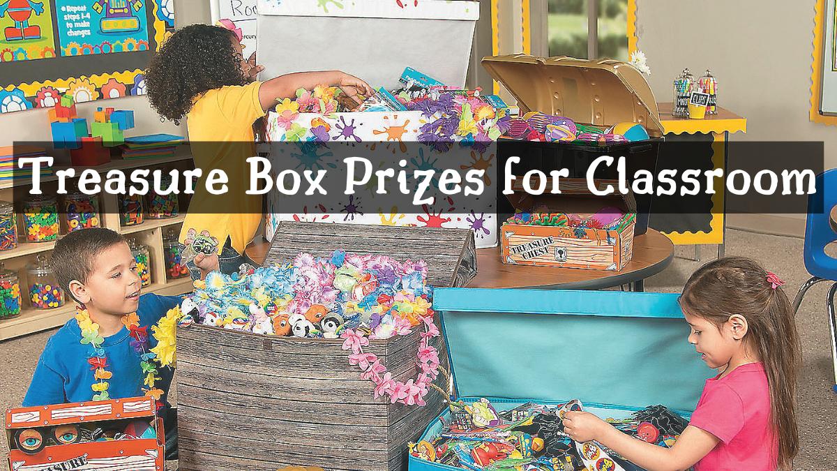 Treasure Box Prizes for Classroom
