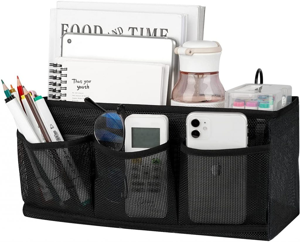 Trycooling Bedside Caddy with 3 Pockets
