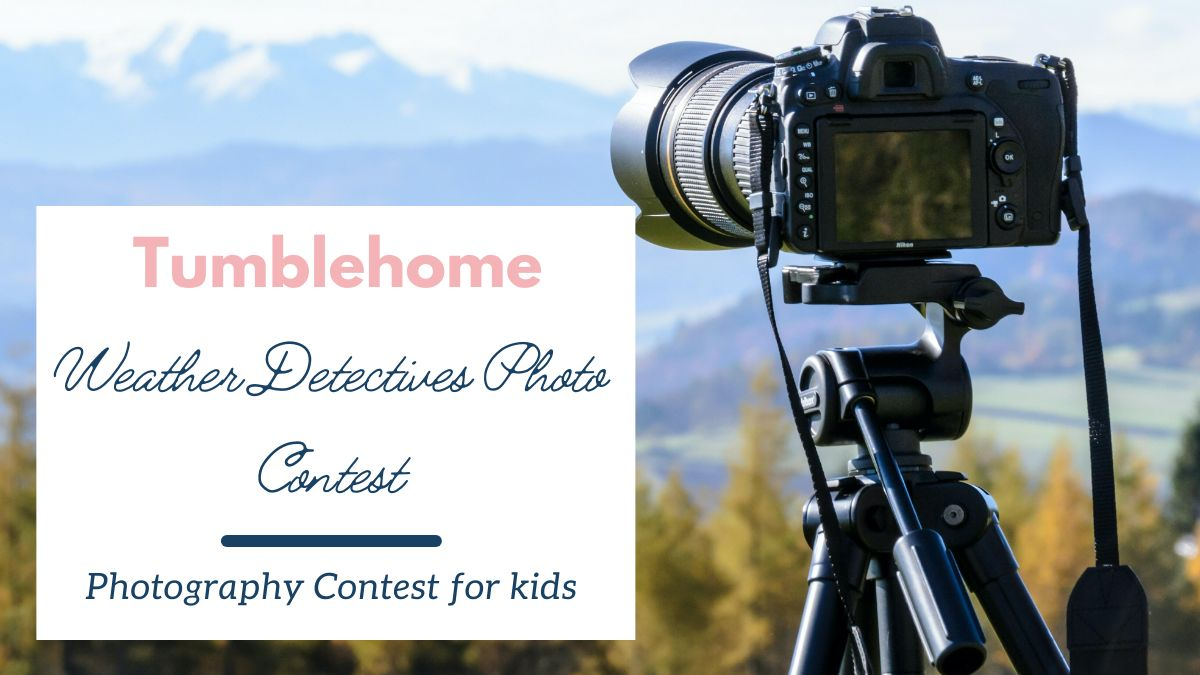 Tumblehome Weather Detectives Photo Contest