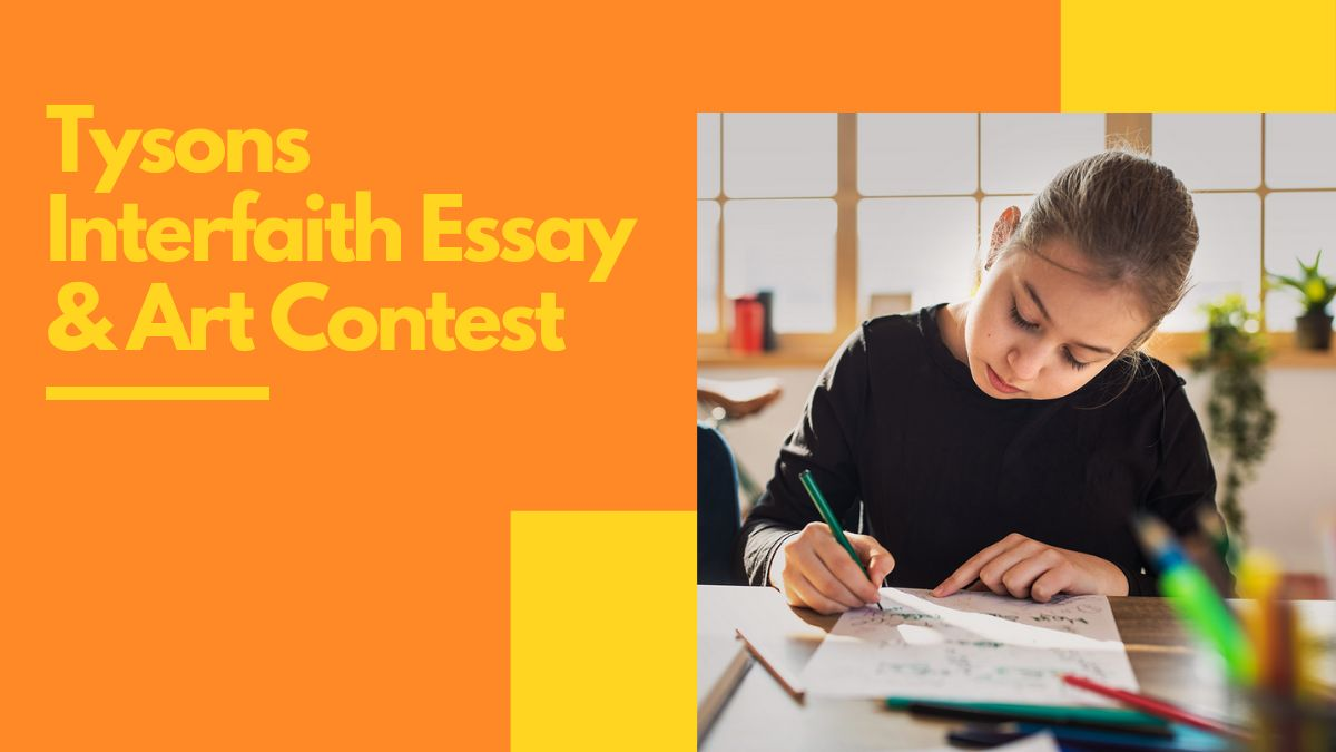 Tysons Interfaith Essay & Art Contest