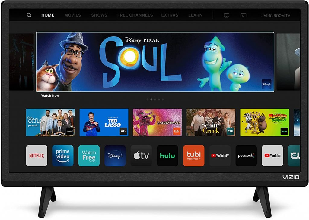 VIZIO 24 Inch Smart TV with Apple AirPlay and Chromecast