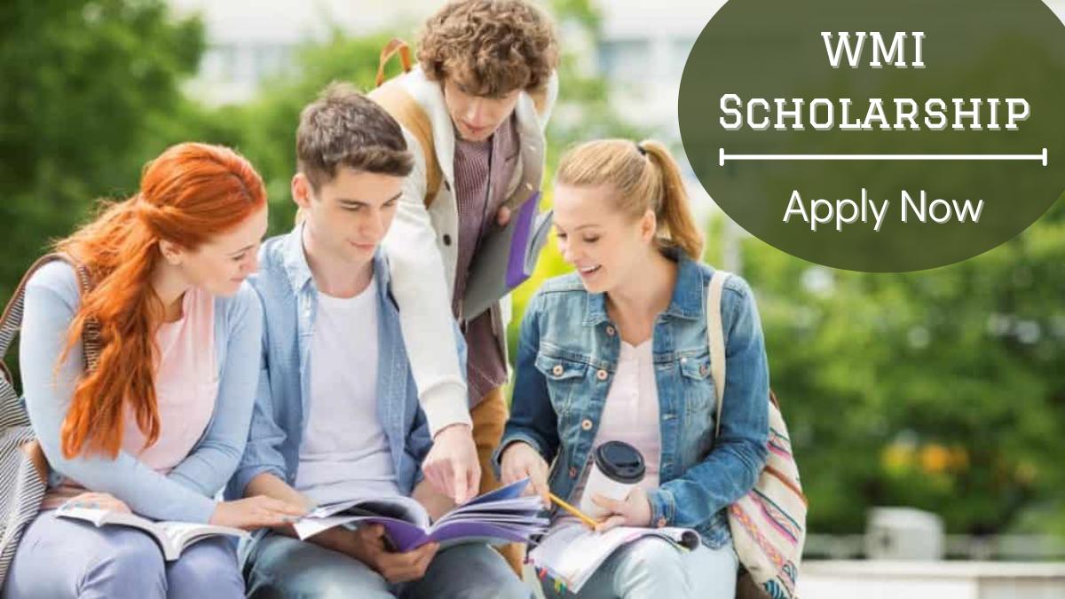WMI Scholarship