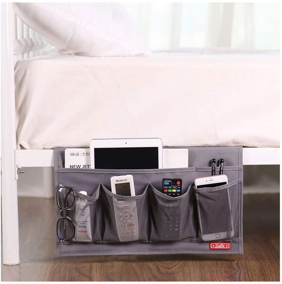 Zafit 6 Pockets Bedside Storage Organizer