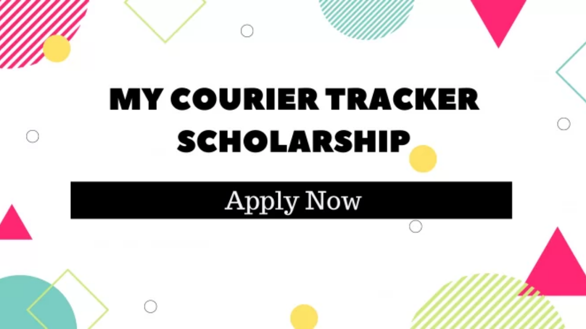 $1300 My Courier Tracker Scholarships