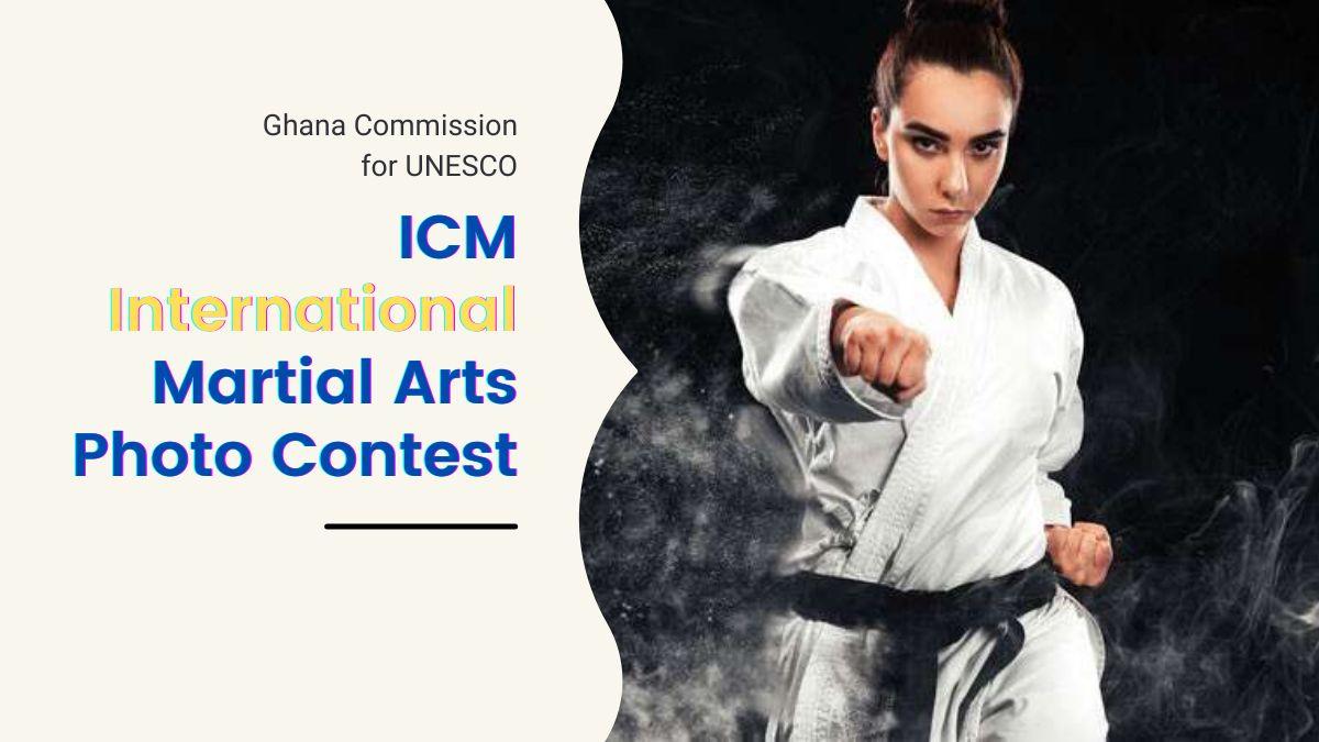 2021 ICM International Martial Arts Photo Contest