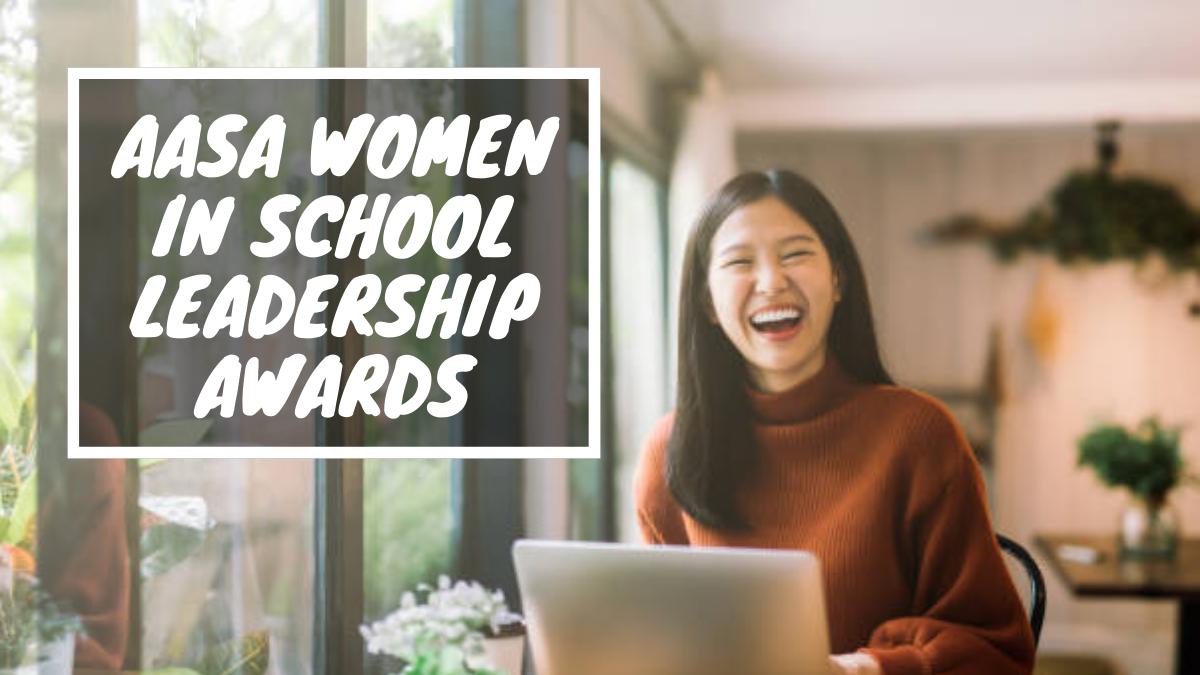 AASA Women in School Leadership Awards