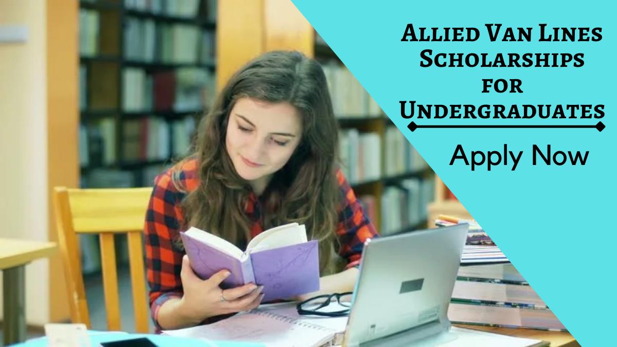 Allied Van Lines Scholarships for Undergraduates