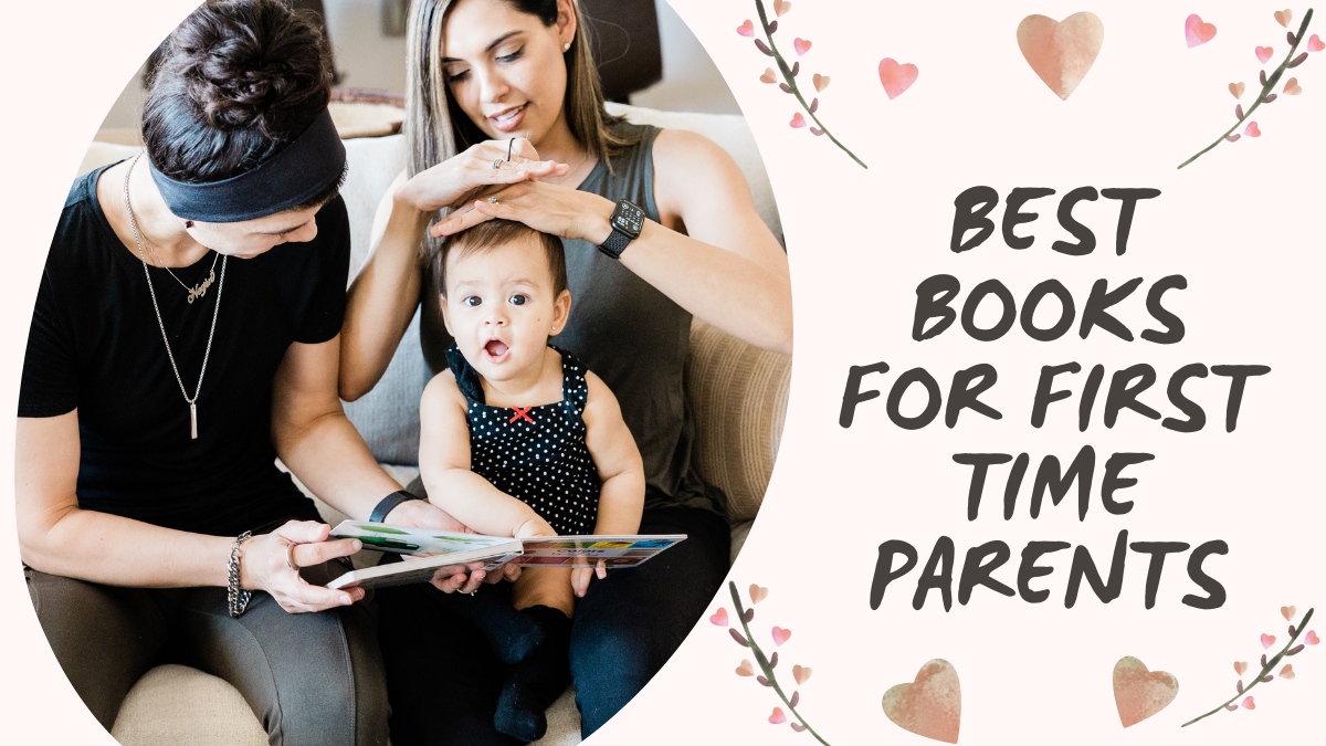 Best Books for First Time Parents