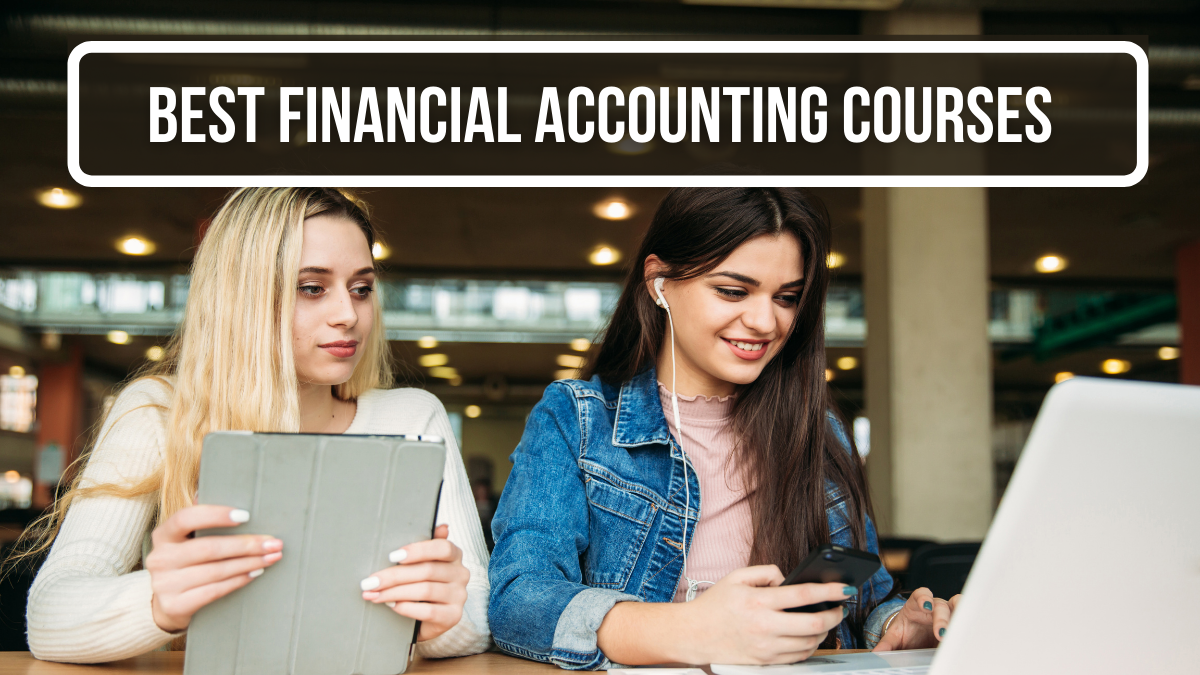 Best Financial Accounting Courses