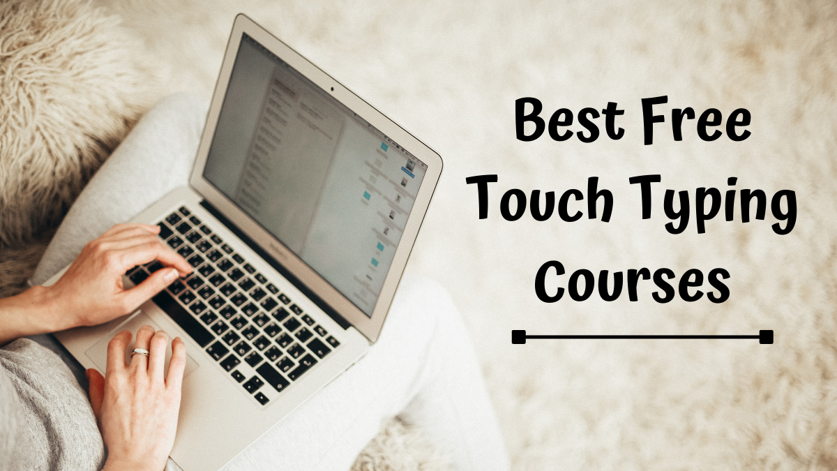 Best Free Touch Typing Courses