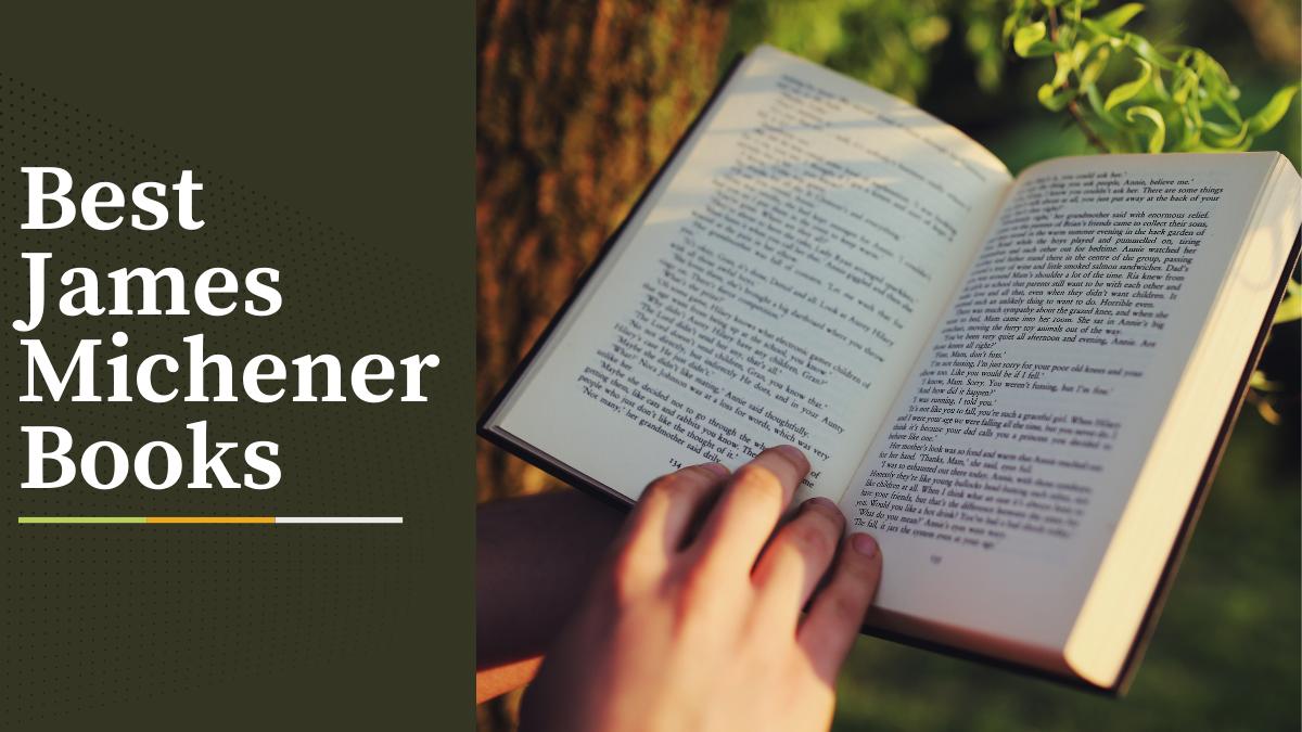 Best James Michener Books