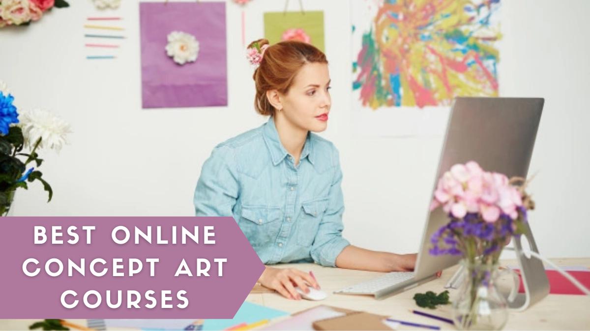 Best Online Concept Art Courses