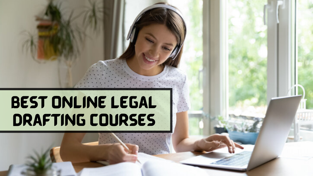 Best Online Legal Drafting Courses