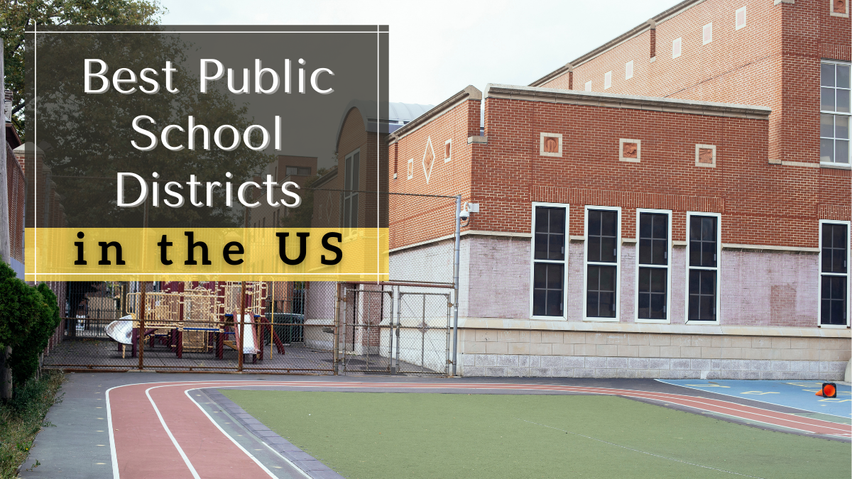 Best Public School Districts in the US
