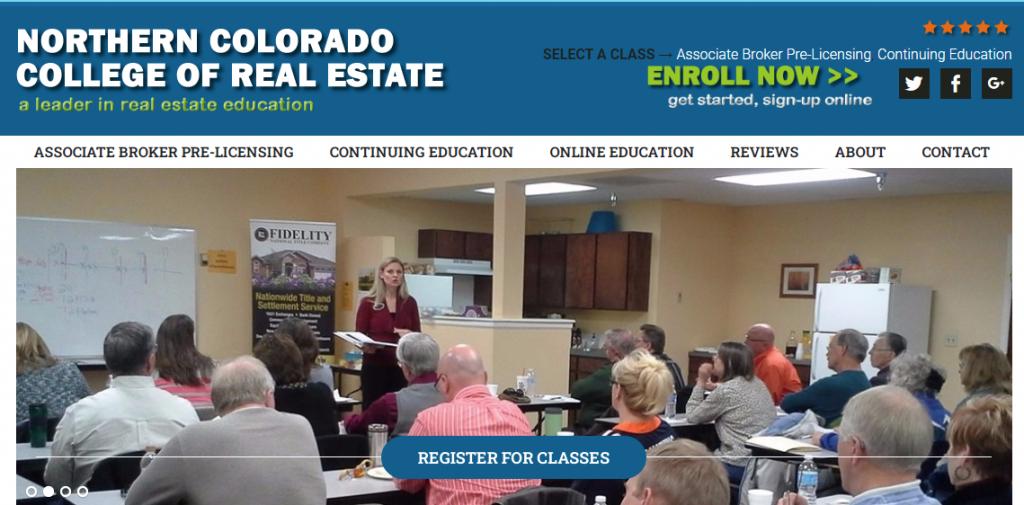 Best Real Estate Schools Colorado