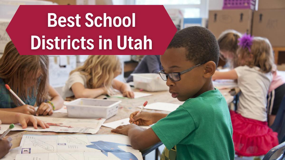 Best School Districts in Utah