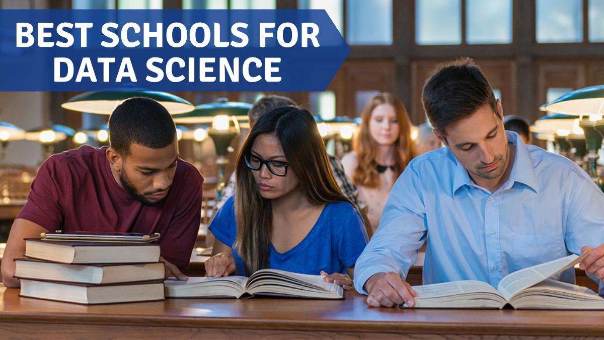Best Schools for Data Science