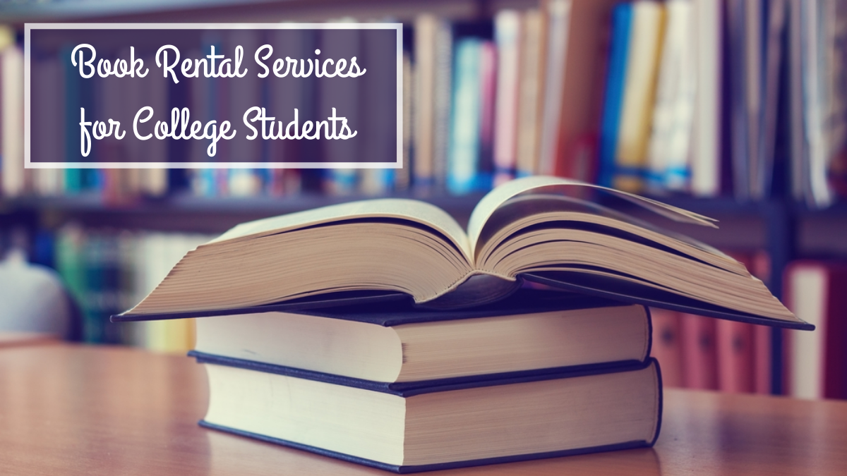 Book Rental Services for College Students