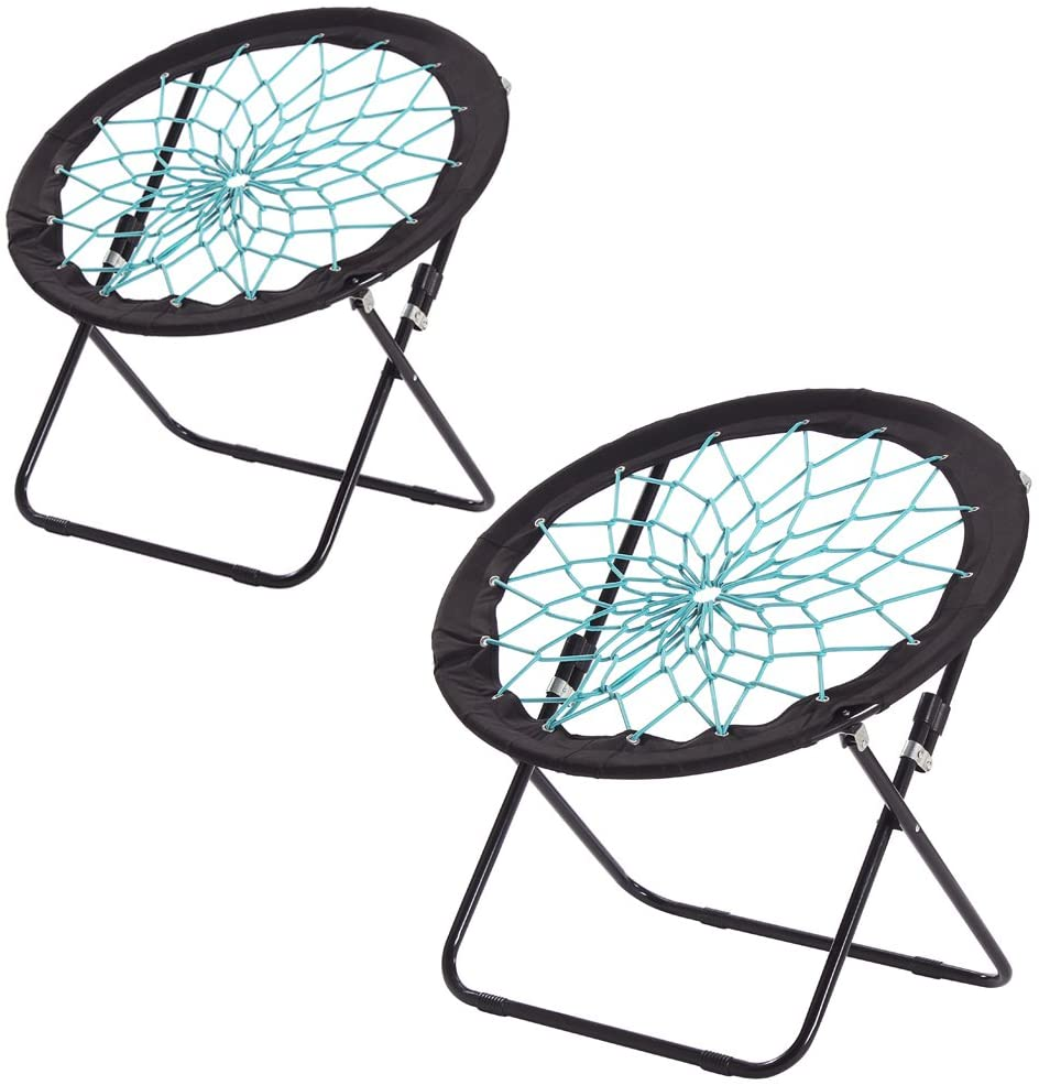 CampLand Bunjo Bungee Chair with Set of 2