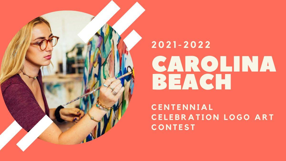 Carolina Beach Centennial Celebration Logo Art Contest