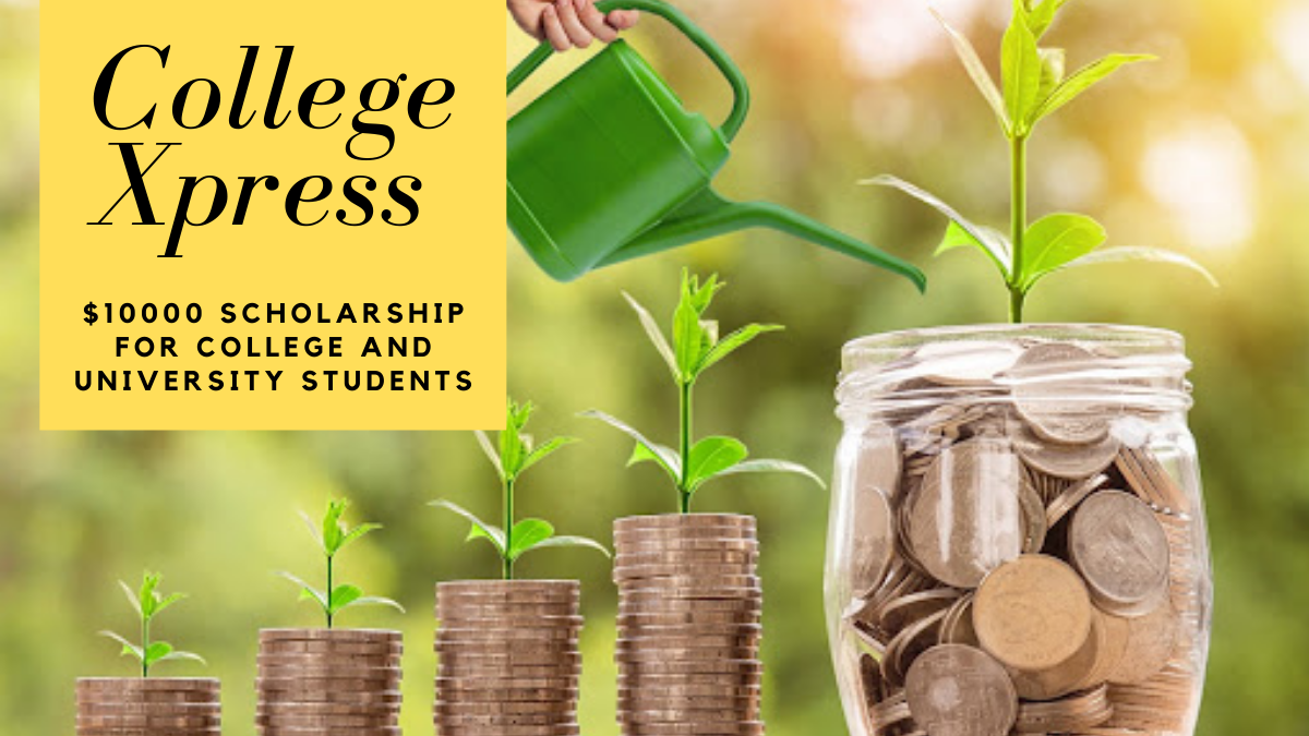 CollegeXpress $10000 Scholarship for College and University Students