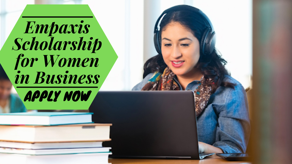 Empaxis Scholarship for Women in Business