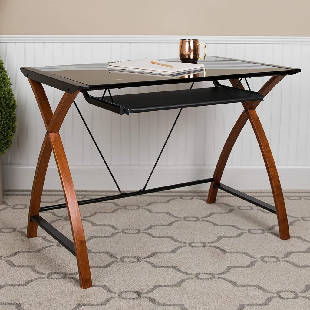 Flash Furniture Table with Black Shade