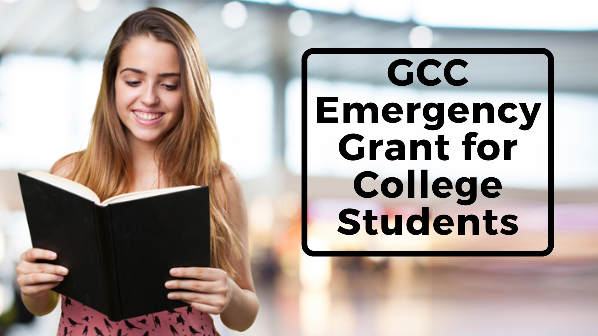 GCC Emergency Grant for College Students