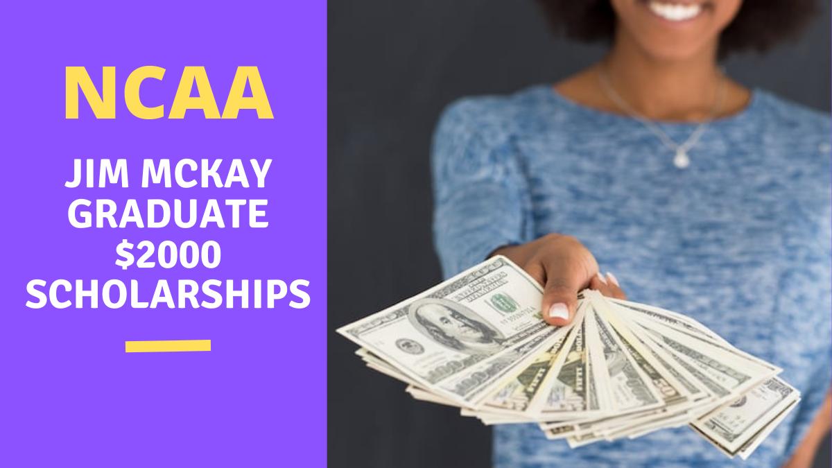 Jim McKay Graduate Scholarship