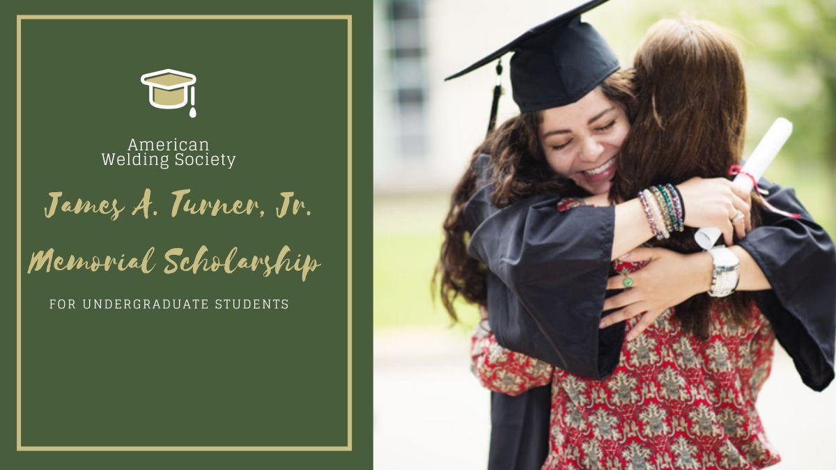 James A. Turner, Jr. Memorial Scholarship for Undergraduates