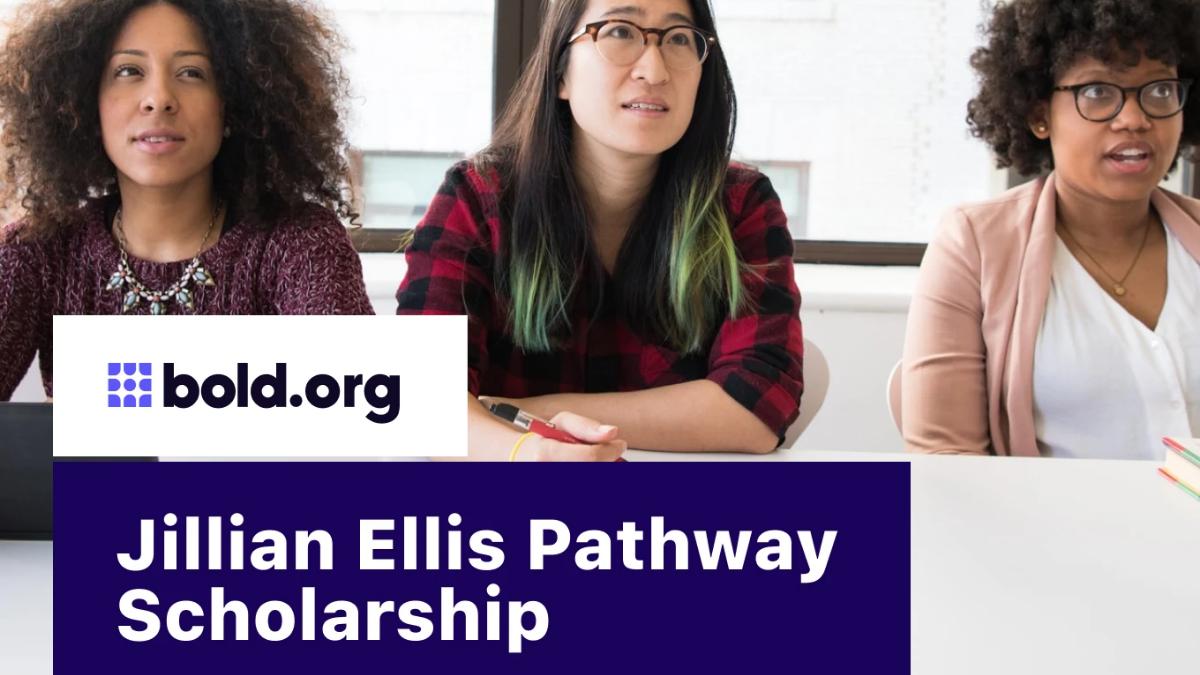 Jillian Ellis Pathway Undergraduate Scholarships