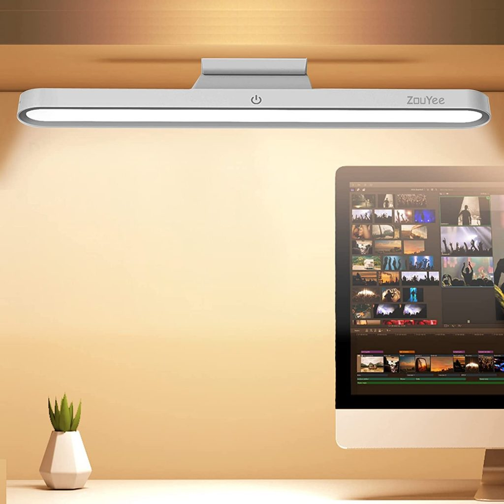 LED Desk Light with Magnetic Battery