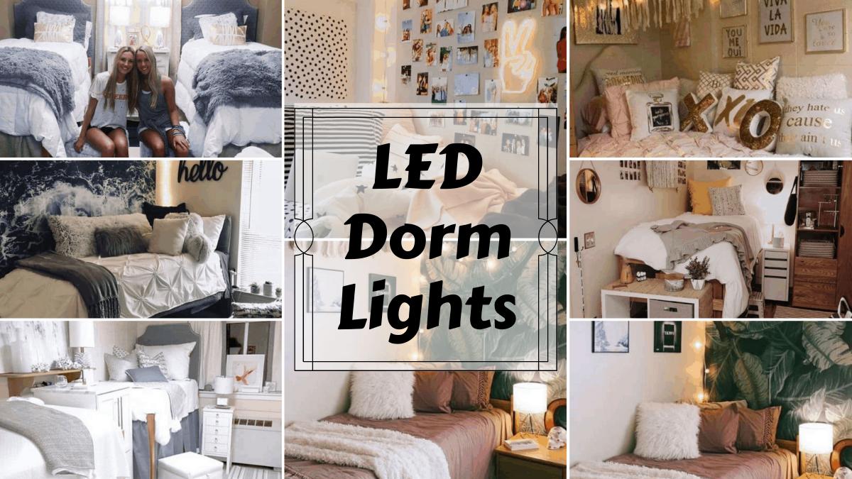 LED Dorm Lights