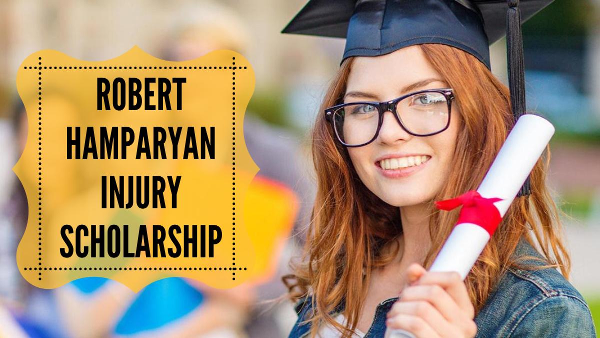 Robert Hamparyan Injury Scholarship