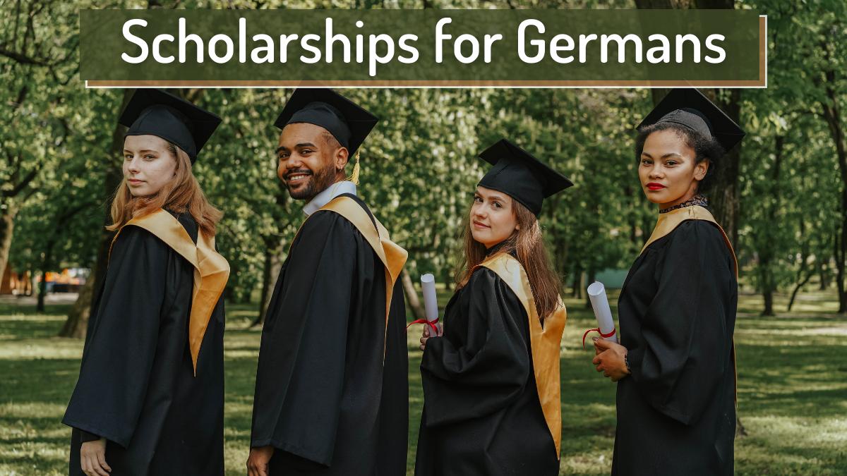 Scholarships for Germans