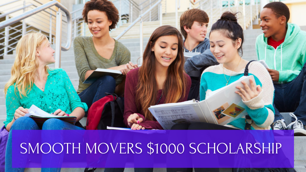 Smooth Movers $1000 Scholarship