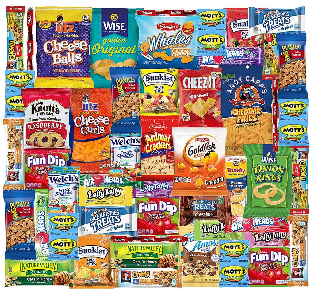 Snack Box Variety Pack by Blue Ribbon