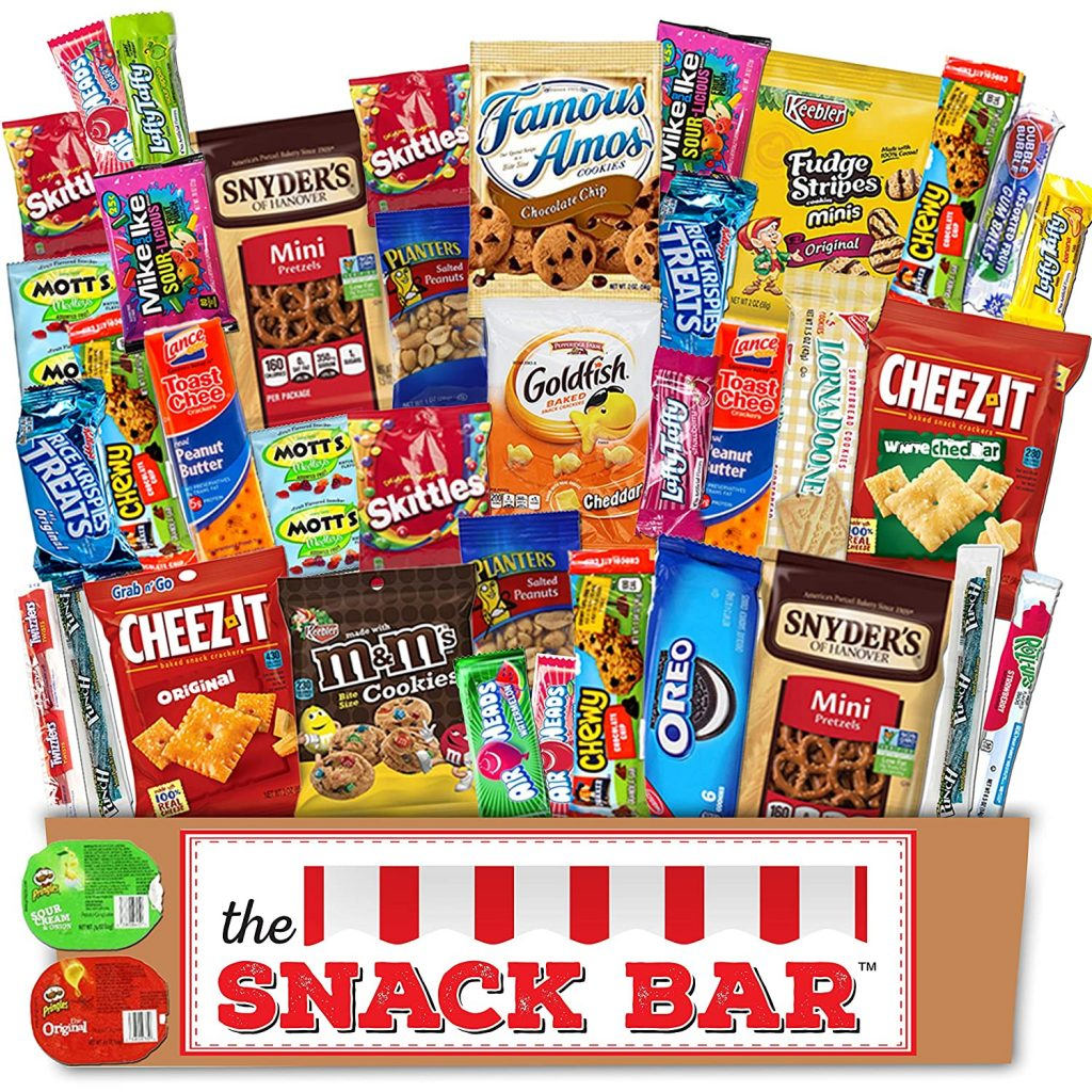 Snack Care Packageby The Snack Bar