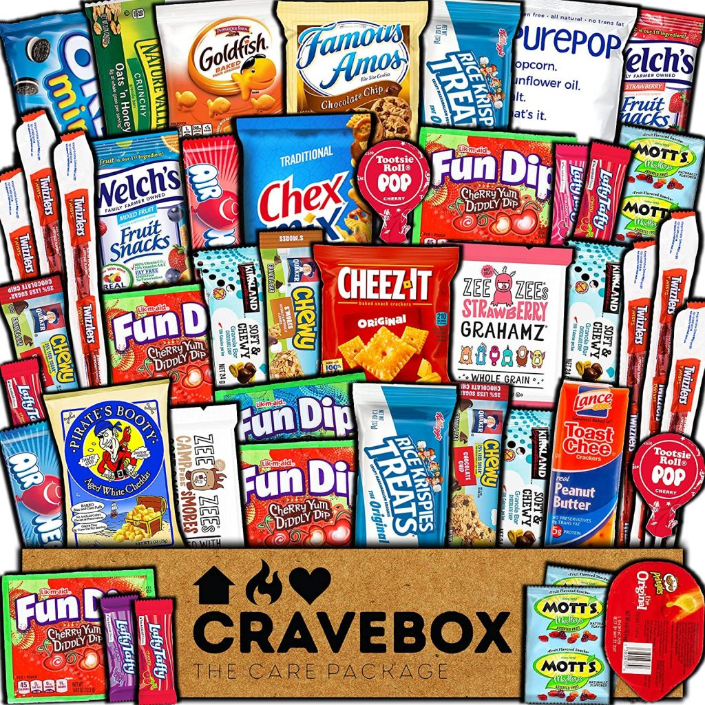 Snack Packs by CraveBox