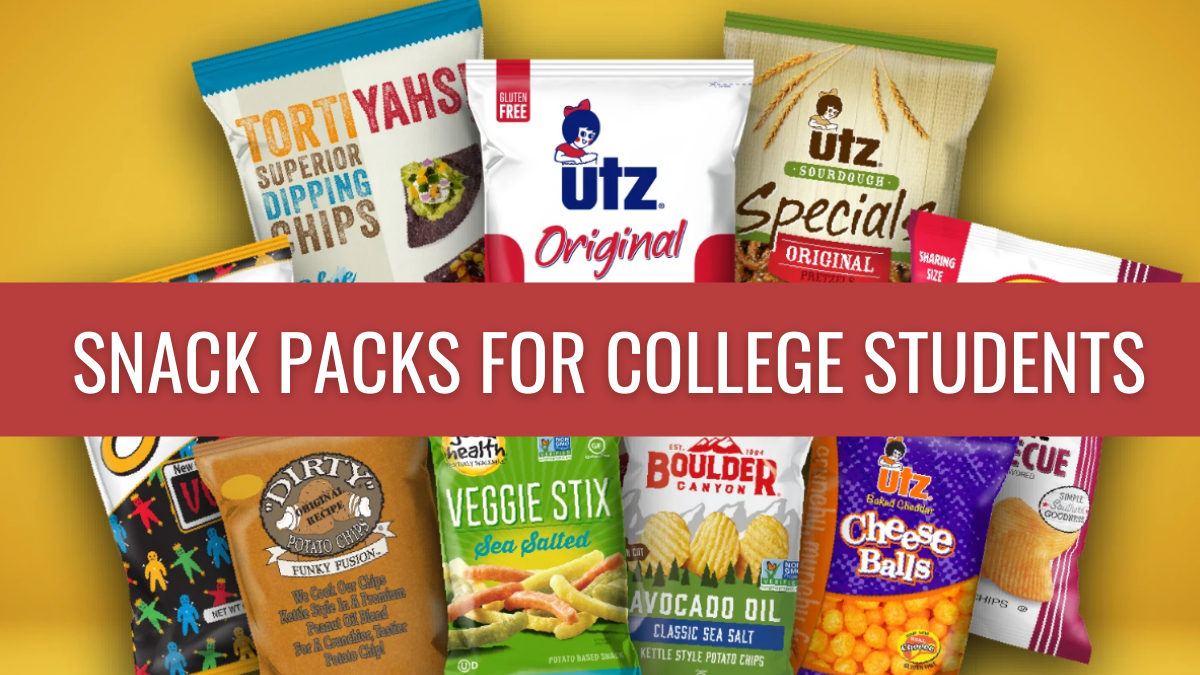 Snack Packs for College Students