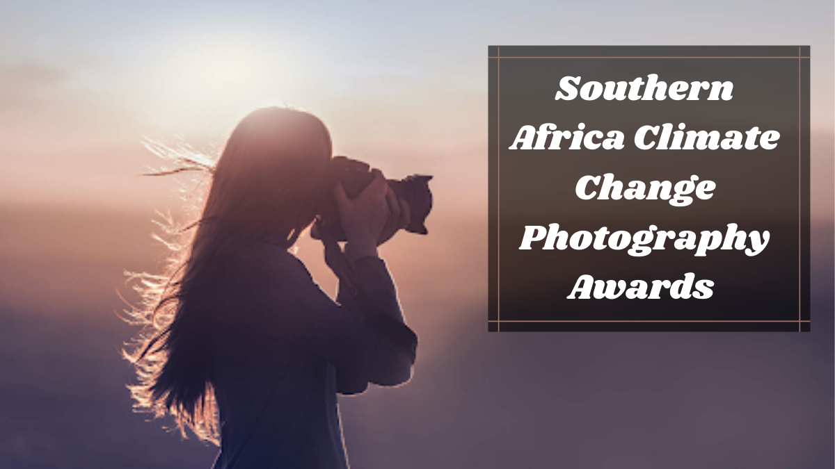 Southern Africa Climate Change Photography Awards