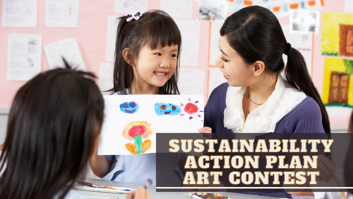 Sustainability Action Plan Art Contest