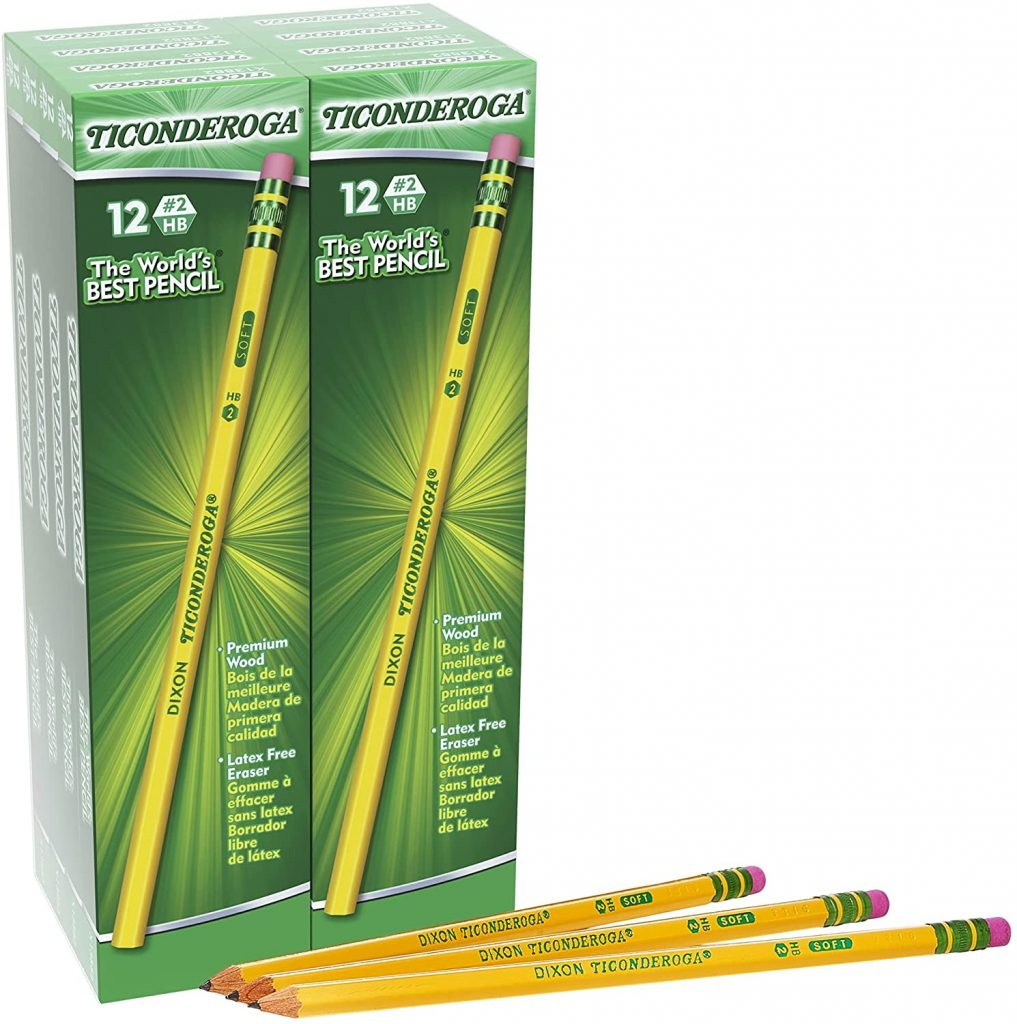 Ticonderoga Pencils with 96-Pack