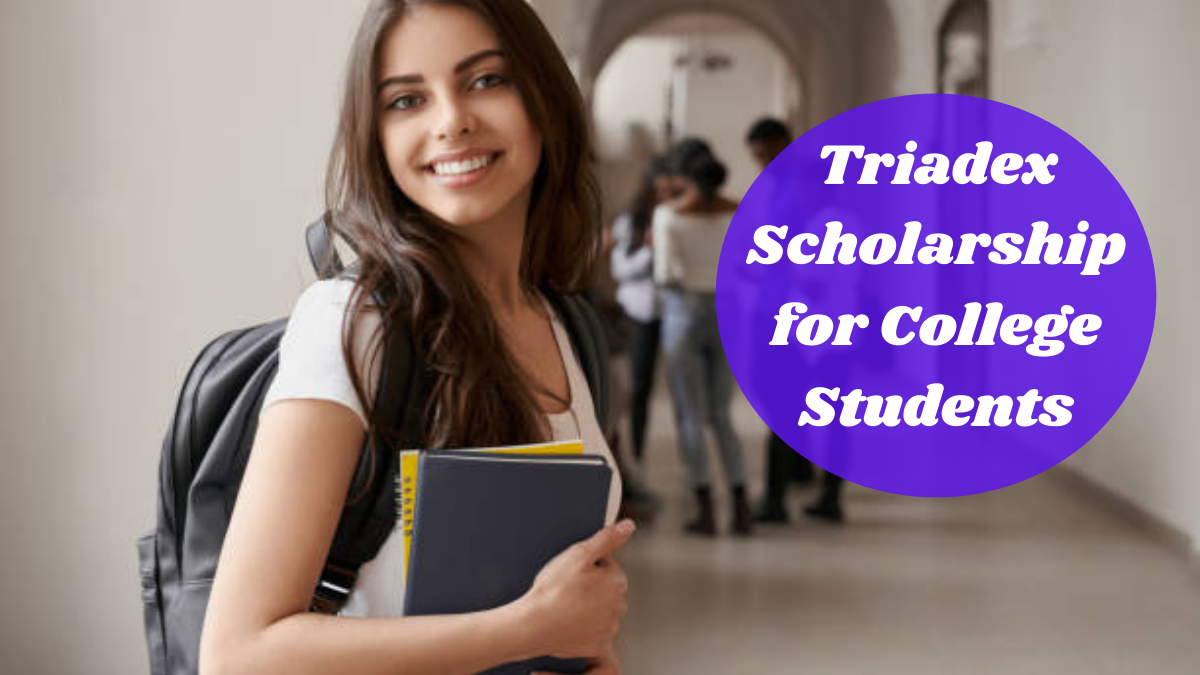 Triadex Scholarship for College Students